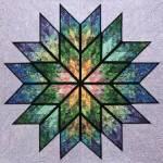 Autumn Star Spin Quilt Pattern