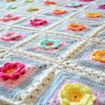 Twinkle Little Stars Square Crochet