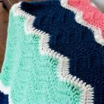 Speed Hook Blanket Free Crochet Pattern
