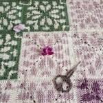 Clara Ripple Blanket Free Crochet Pattern