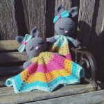 Brown Baby Booties Crochet