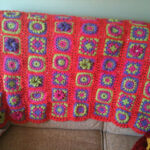Sunburst Granny Square Blanket Crochet – By Craft Passion