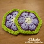 Popcorn Stitch Flower Crochet – By BHOOKED