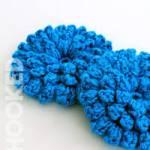 African Flower Crochet – By Crafty Marie