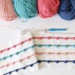 2 1/2 Hour Nap Crochet Baby Dress