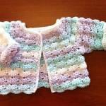 Sweethearts Crochet Poncho