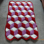 Granny Ripple Crochet Afghan