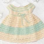Classy Clusters Crochet Cowl