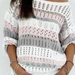 Double Crochet Cluster Stitch