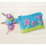 Cozy Clusters Crochet Baby Blanket