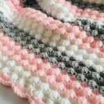 Modern Crochet Blanket
