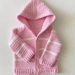 Crochet Tribal Chevron Blanket