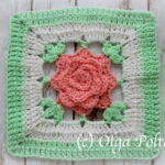 Soft and Cuddly Crochet Baby Afghan