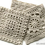Granny Squares Cardigan Pattern